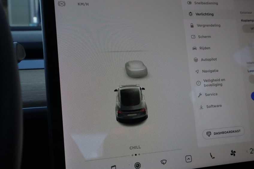 Tesla Model 3 Performance | prijs ex.btw 51450,- | 20`LM Donker grijs. afbeelding 16