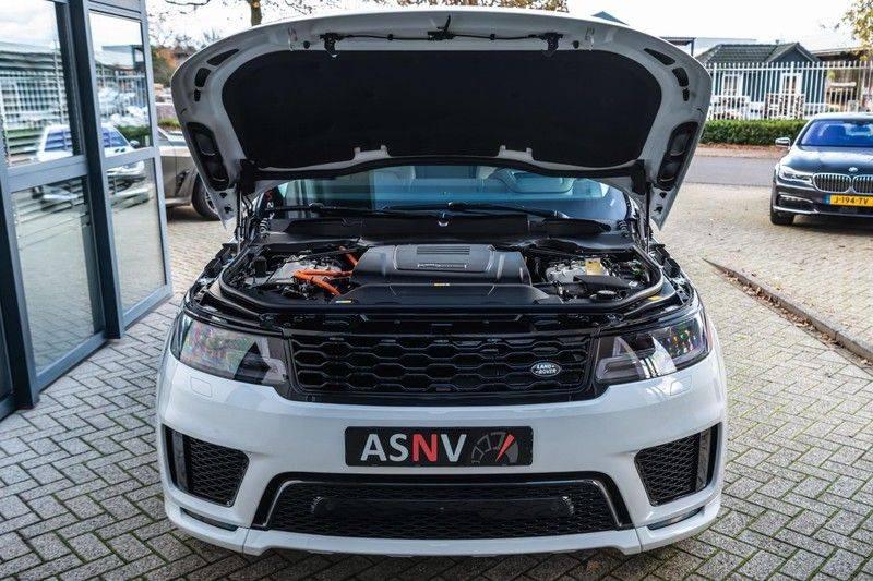Land Rover Range Rover Sport P400e Autobiography Dynamic, 404 PK, Pano/Dak, Luchtvering, Adapt./Cruise, Soft/Close, 57DKM!! afbeelding 20