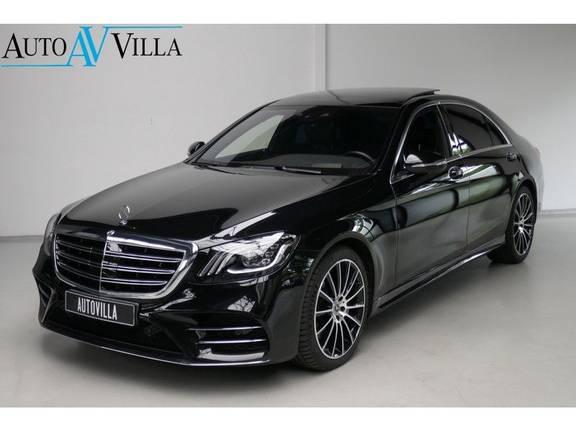 Mercedes-Benz S-Klasse 560 4Matic Lang Premium Plus