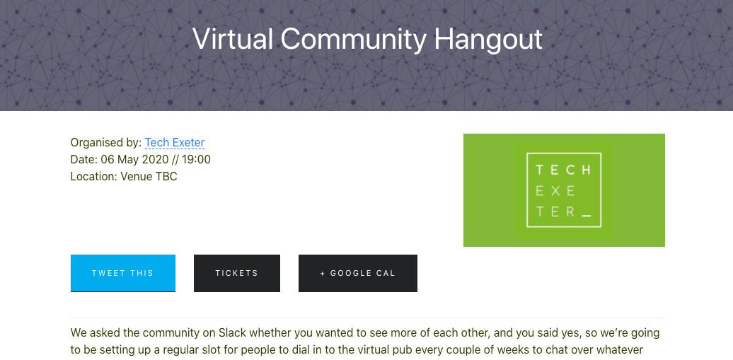 Upgrading social sharing via the Web Share API