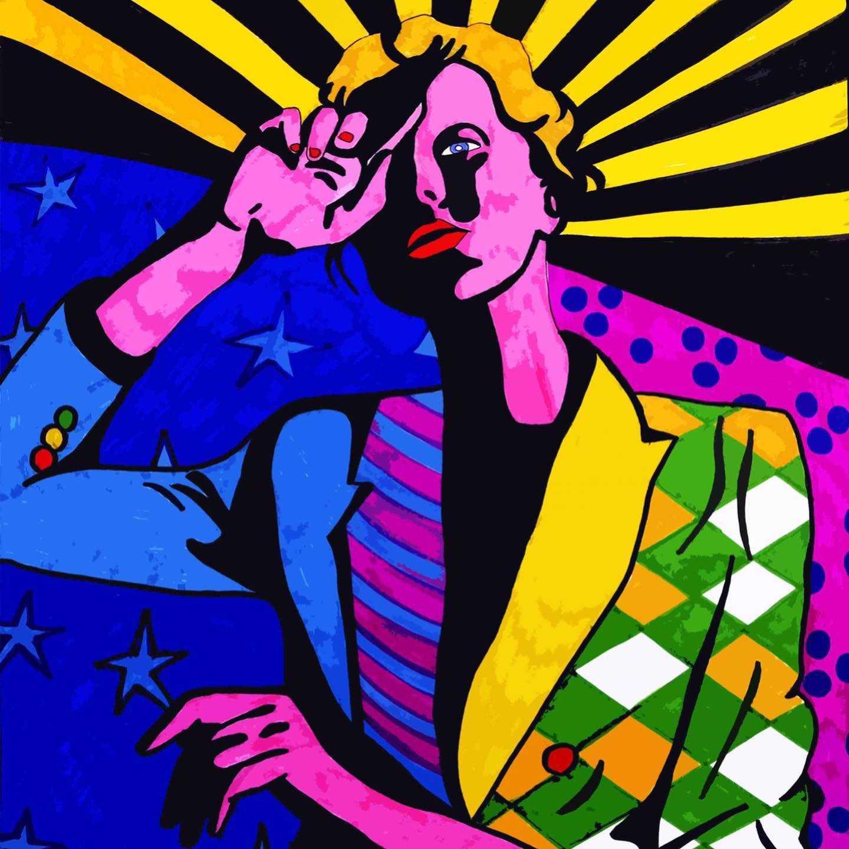 Blind Side 🐠  .  #illustration#illustrationart#womenofillustration#artwork#dailydrawing#colourfulart#surrealillustration#psychodelicart#drawing#digitalart#selectedwork#graphicdesign