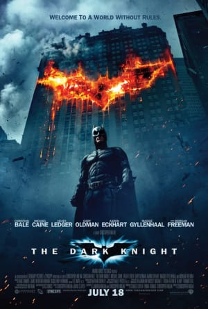 Dark Knight Poster. Source: Wikipedia