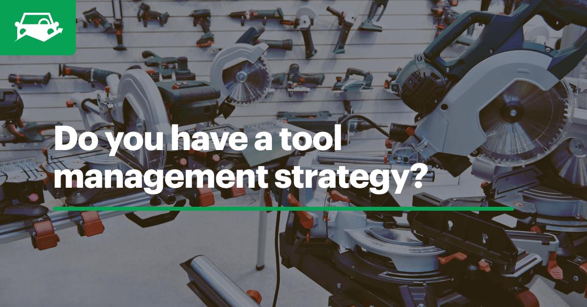 Tools management