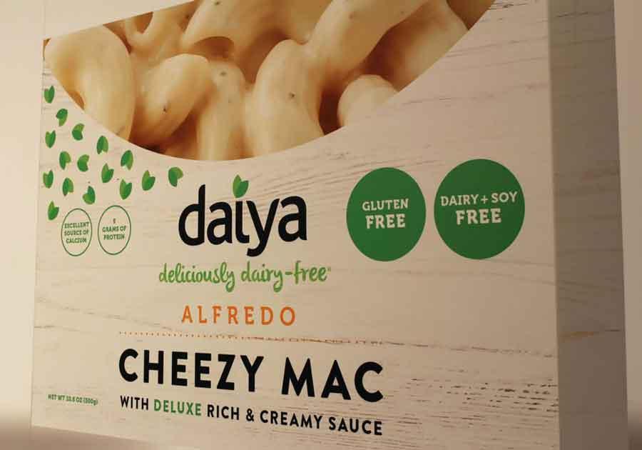 Daiya Alfredo Mac n Cheese