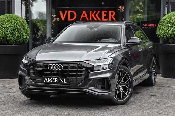 Audi Q8 50 TDI NP 154K S-LINE+22INCH+PANO.DAK+4WSTURING