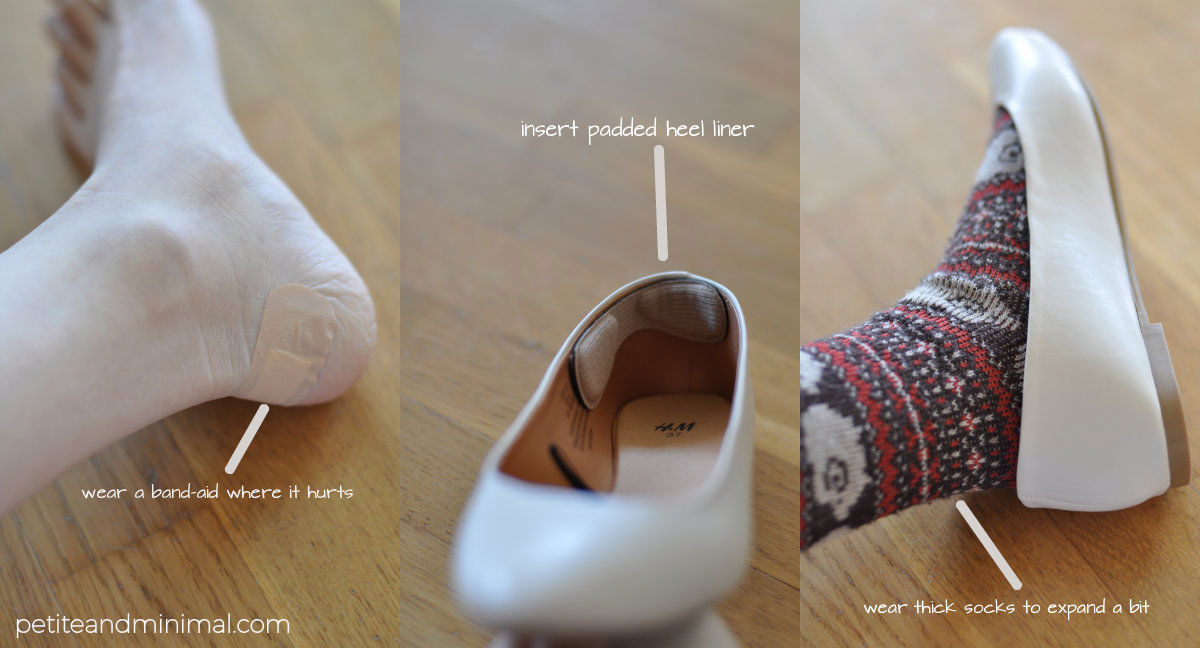 How to Break In Shoes