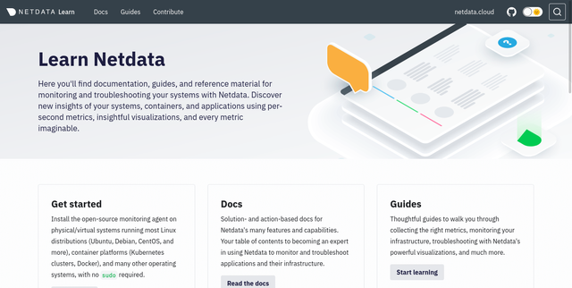 Netdata Learn