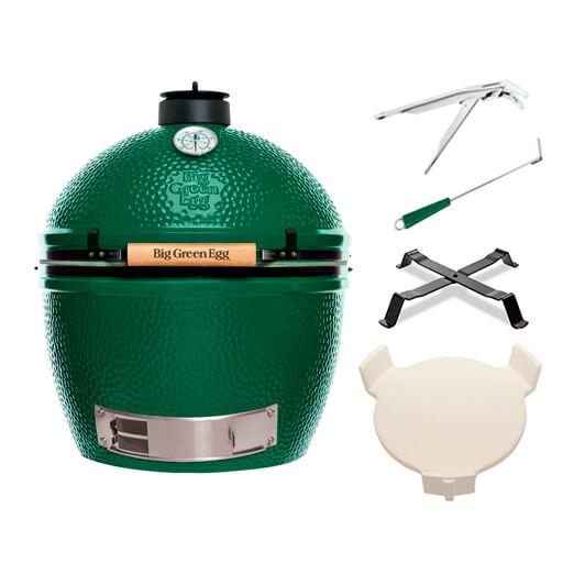 BBQ Big Green Egg Kit XLarge encastrable