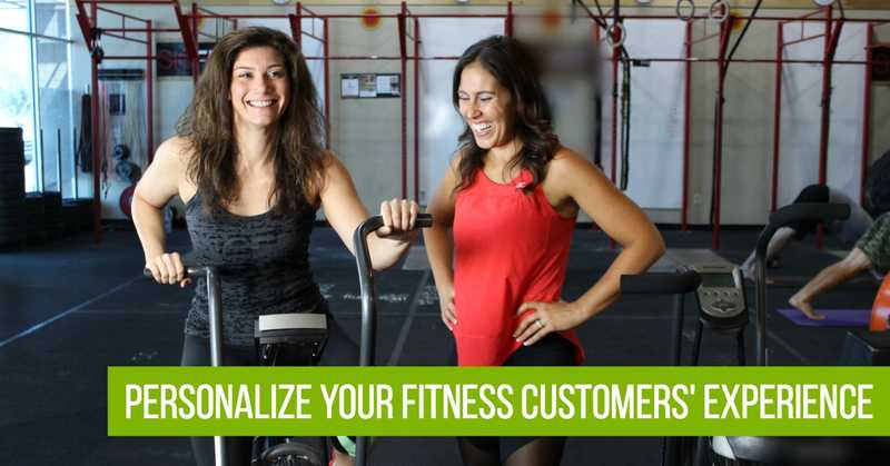 """How to Create the """"Personalization Effect"""" at Your Fitness Studio"""