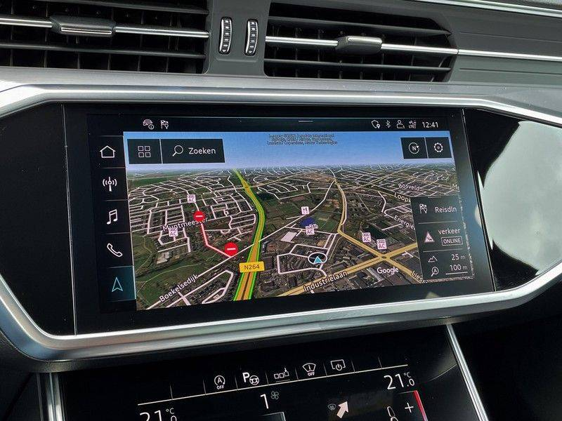 Audi RS6 4.0 V8 TFSI Quattro **B&O/4WS/RS Dynamic/ACC/Pan.dak/HUD** afbeelding 24