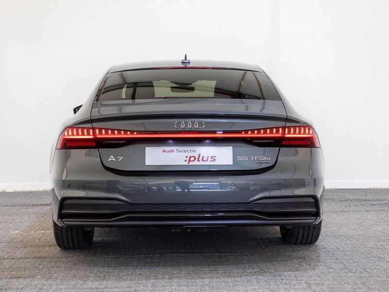 Audi A7 Sportback 55 TFSI e quattro Pro Line | 367PK | Plug in Hybrid | Adapt. Cruise | Pano.Dak | Keyless-entry | Head-Up | 360-Camera | Trekhaak | B&O Sound afbeelding 5