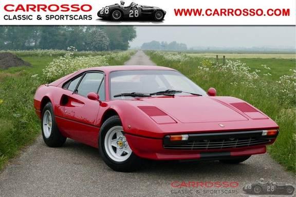 Ferrari 308 GTB Carburetor / Dry-sump