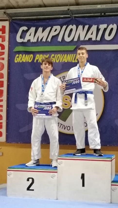 Andrea Gabelli e Francesco Camerani
