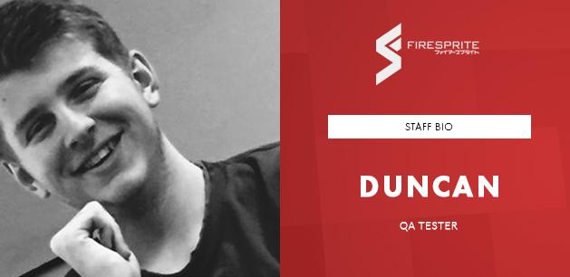 Duncan Tyrer