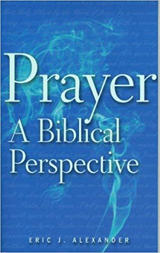 Prayer, Eric Alexander