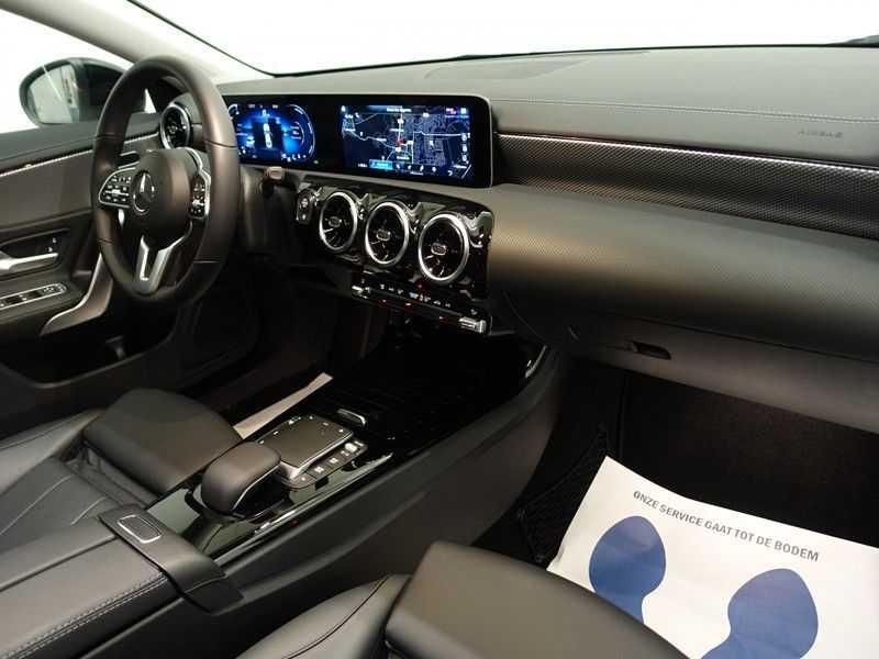 Mercedes-Benz CLA-Klasse AMG Night Edition Autom- Panodak, MBUX Widescreen, Leer, 2dkm! afbeelding 6
