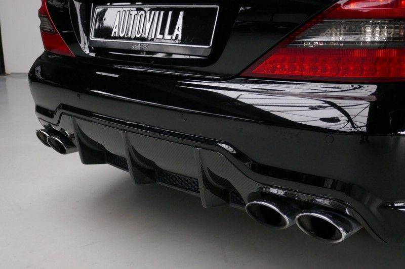Mercedes-Benz SL-Klasse 63 AMG Performance Package - Carbon afbeelding 17