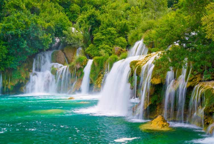 Split to Krka Waterfalls