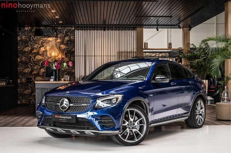 Mercedes-Benz GLC Coupé 43 AMG 4MATIC | Burmester | Memory | Head Up-Display | Stoelverwarming V+A afbeelding 1