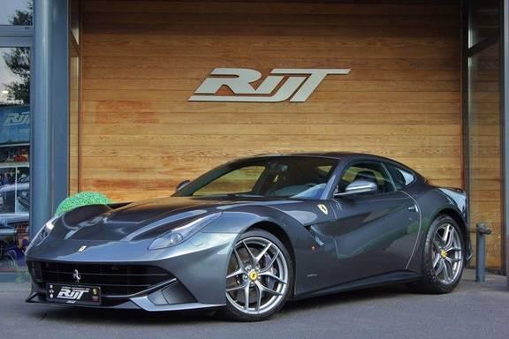 Ferrari F12 Berlinetta 6.3 V12 741pk HELE **Keramisch/JBL/Camera/DAB**