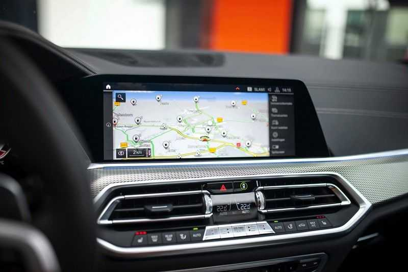 BMW X5 M50d High Executive *Pano / Standkachel / Laserlight / Head-Up* afbeelding 22