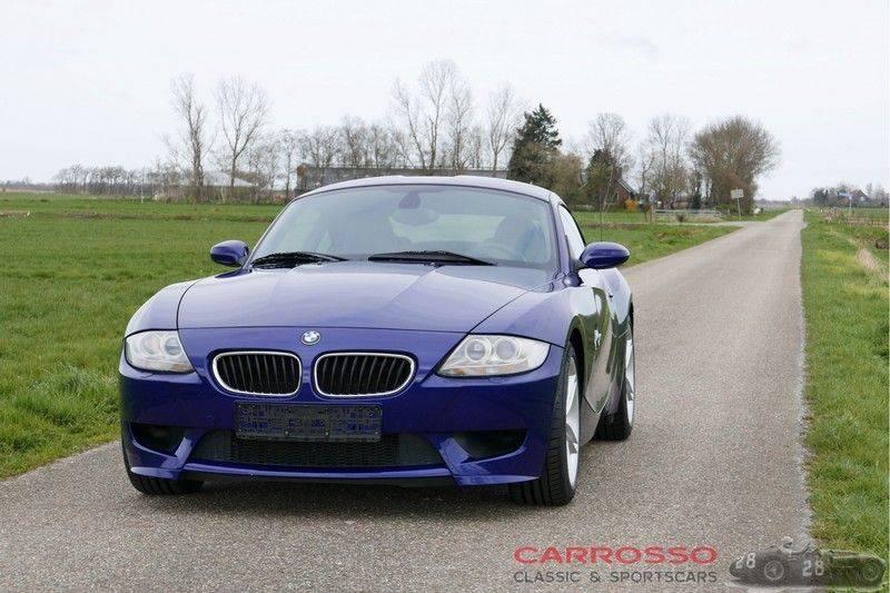 """BMW Z4 Coupé 3.2 M Xenon, 18""""LM, 65.683 km, Interlagos Blauw-Metallic afbeelding 6"""