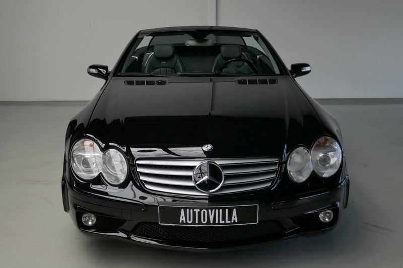 Mercedes-Benz SL-Klasse 65 AMG V12 afbeelding 6