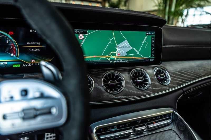 Mercedes-Benz AMG GT 4-Door Coupe 43 | Burmester | Panorama | Schakelbare uitlaat | Apple Carplay afbeelding 9