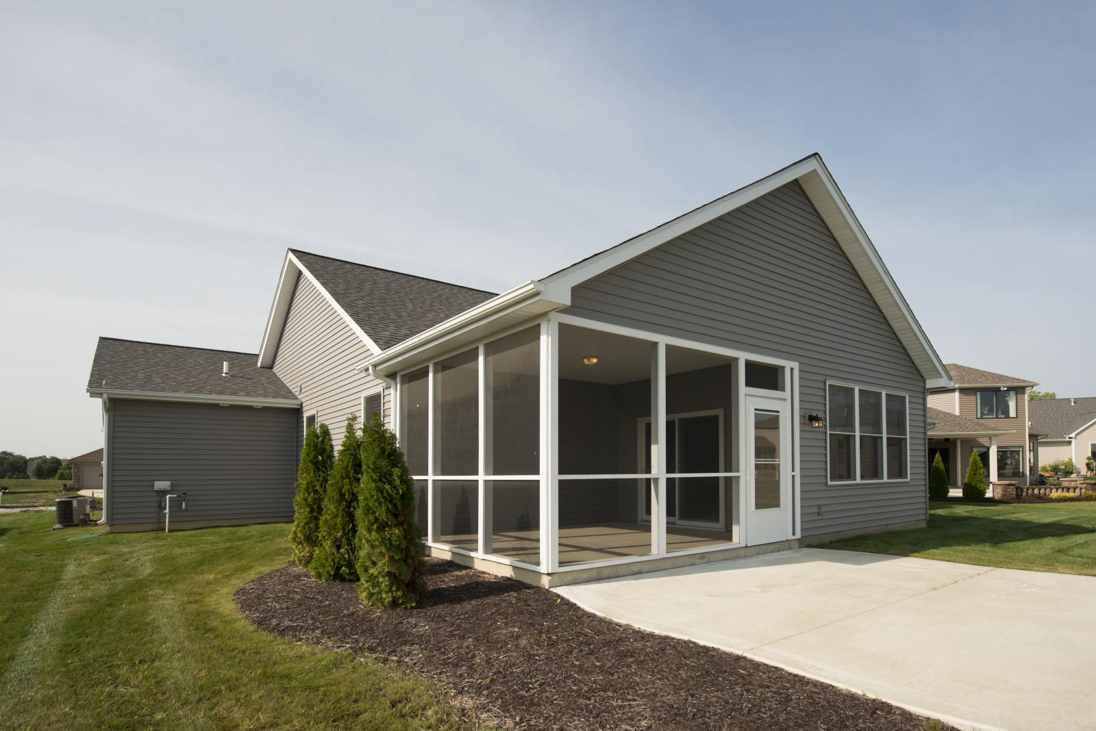 Aluminium Screened In Porch Kit