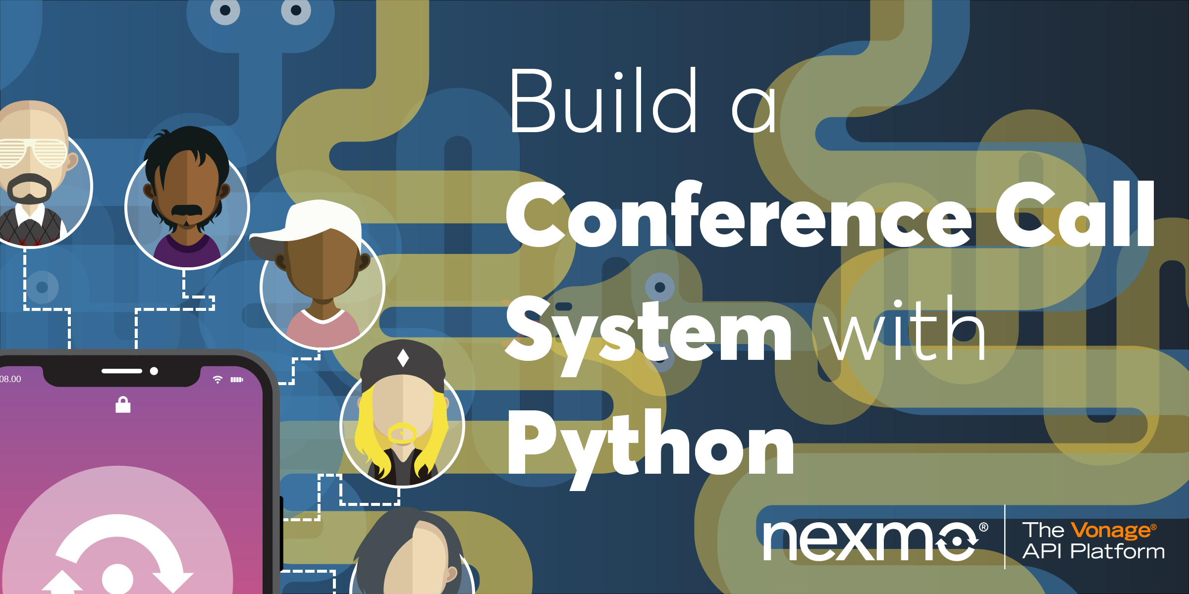 Build a Conference Call System with Python