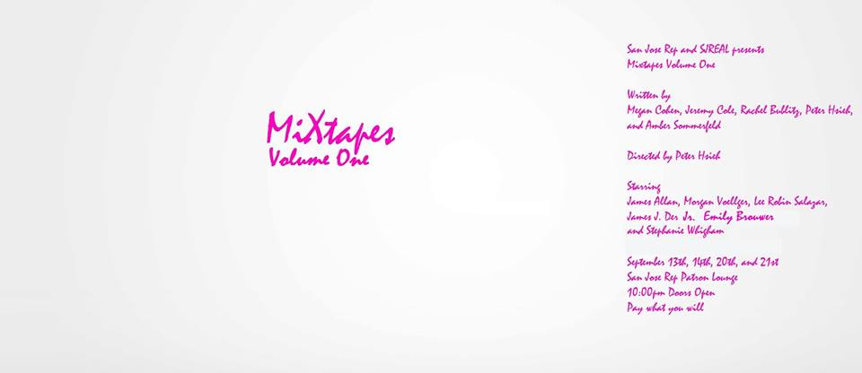 Postcard for Mixtapes Volume One.