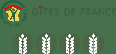 Gite de France 4 épis