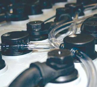 Trakční baterie 24V 2PzS210 / 230 / 250Ah