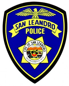 San Leandro Police Department logo