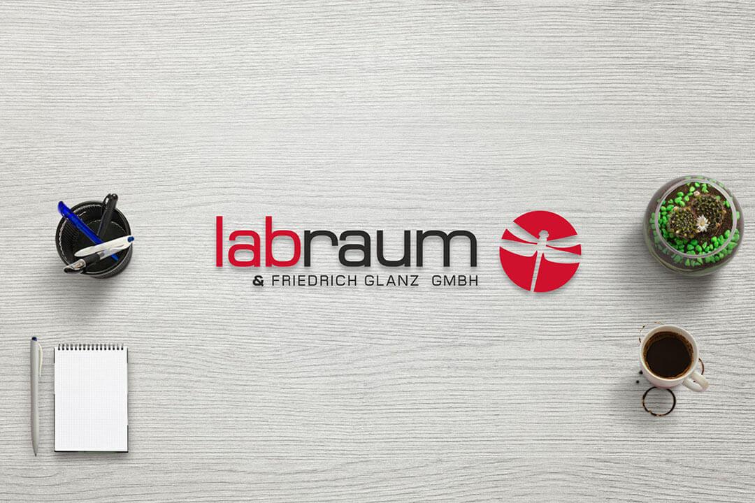 Project Labraum, Logo, Graphic Design