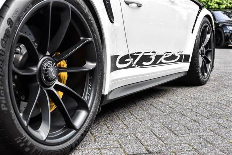 Porsche 911 GT3 RS PCCB+SPORTCHRONO+AKRAPOVIC+CAMERA afbeelding 20