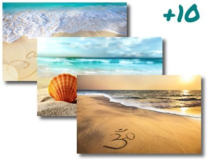 Sand And Ocean theme pack