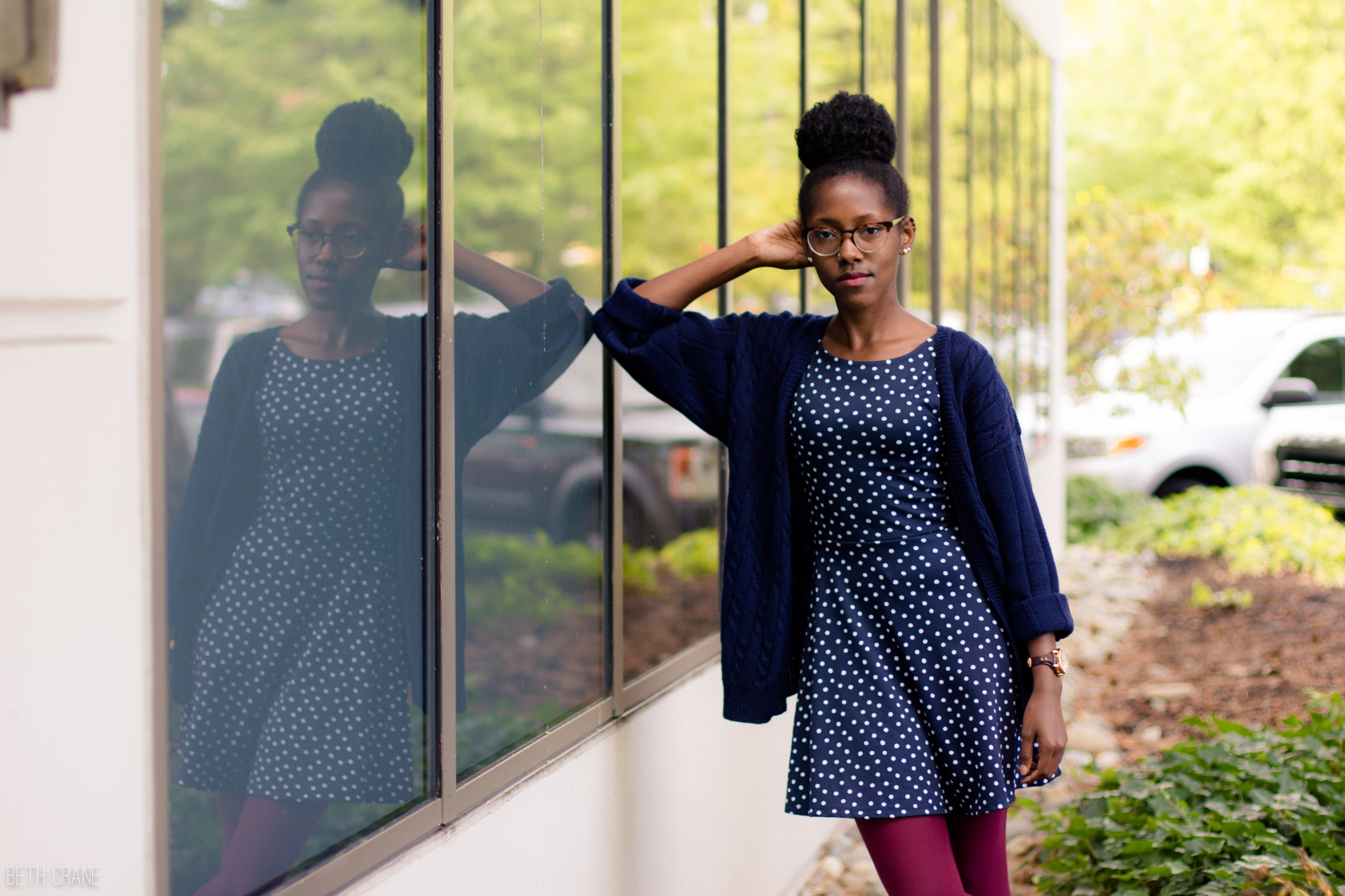 Nayomi Mitchell designs herself to design your life