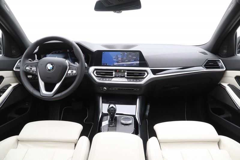 BMW 3 Serie Touring 320d High Executive Luxury Line Automaat Euro 6 afbeelding 13
