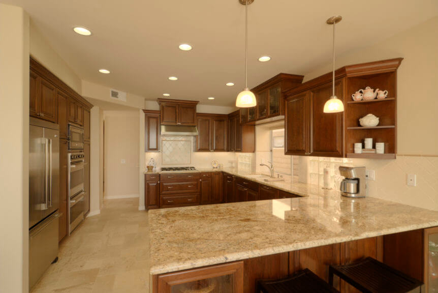 Stanfel Kitchen Remodel after image