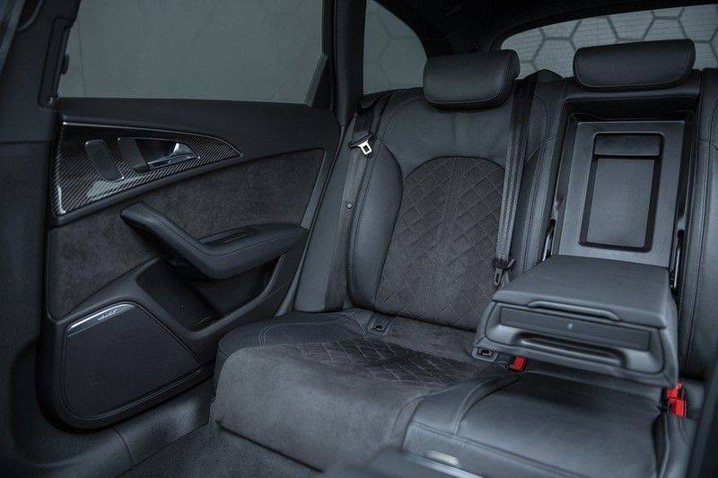 Audi RS6 Performance Pro Line Plus 4.0 TFSI quattro 605PK BTW + Keramisch + Carbon + Nardo Grey + Panoramadak + 4 nieuwe banden afbeelding 14