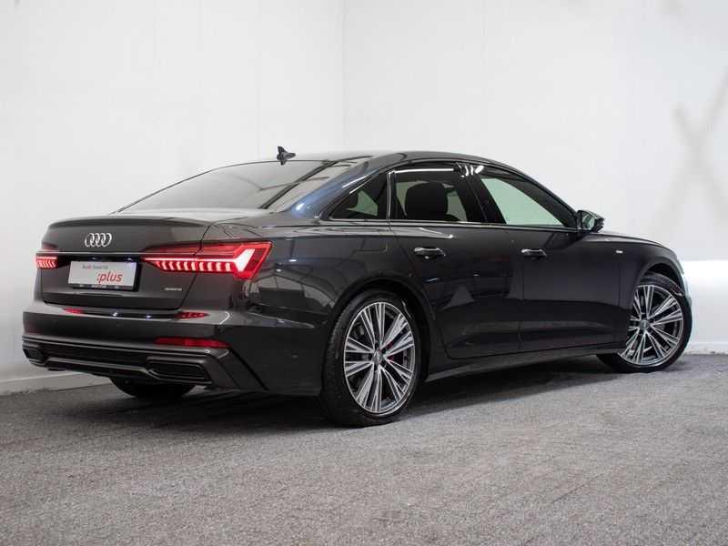 Audi A6 55 TFSI e quattro Competition Plug in Hybrid | 367PK | S-Line | B&O Sound | Nachtzicht | Camera | Adapt.Cruise | Head-Up | Trekhaak | Full Option | afbeelding 18