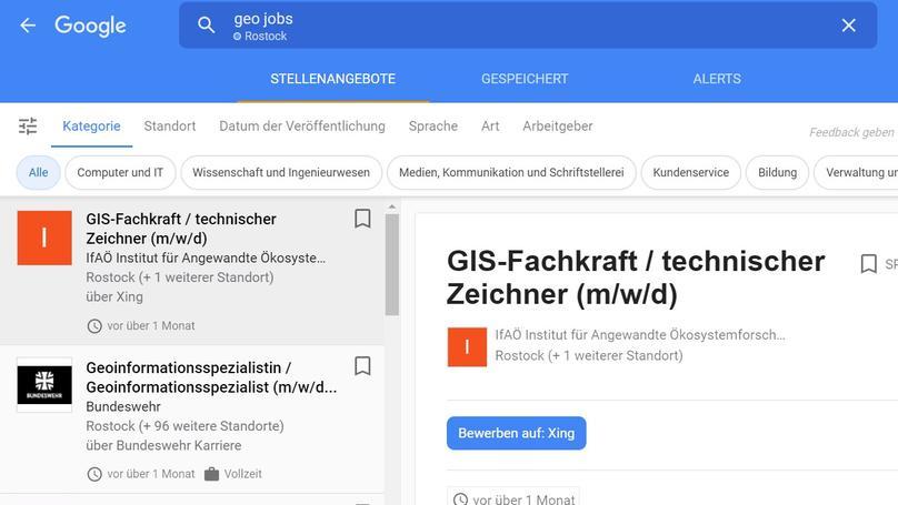 Projekt: Formularbasierte Bewerbungsschreiben mit Google Docs erstellen
