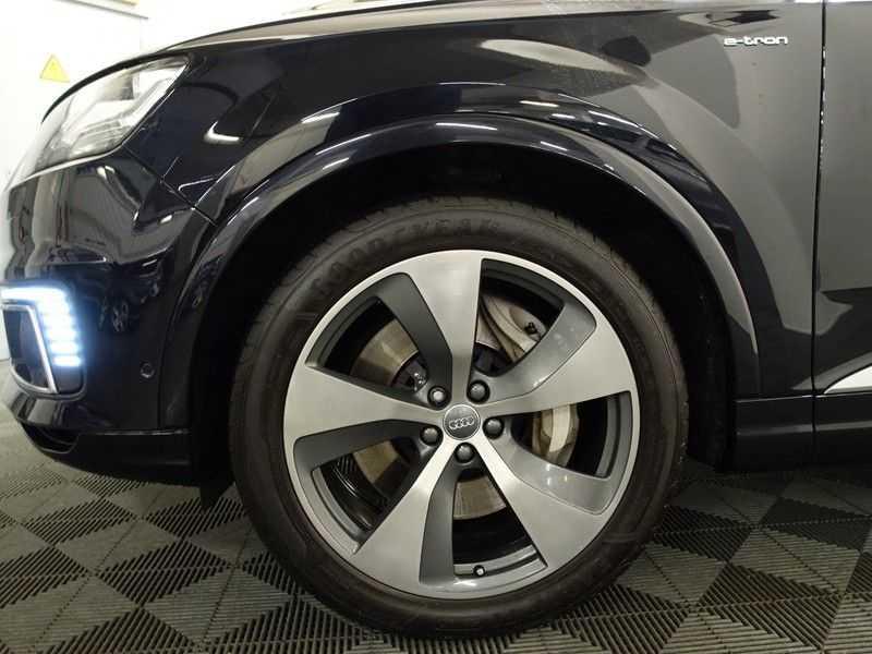 Audi Q7 3.0 TDI E-tron Quattro 374pk S-line Premium Autom- Pano, Virtual Cockpit, Bose, Leer, Camera afbeelding 24