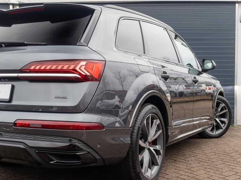 Audi Q7 60 TFSI e quattro Competition | Head Up Display | Assistentiepakket Tour/City | Pano.Dak | Stoelventilatie/Massage | S-Sportstoelen | Bose Premium Sound afbeelding 18