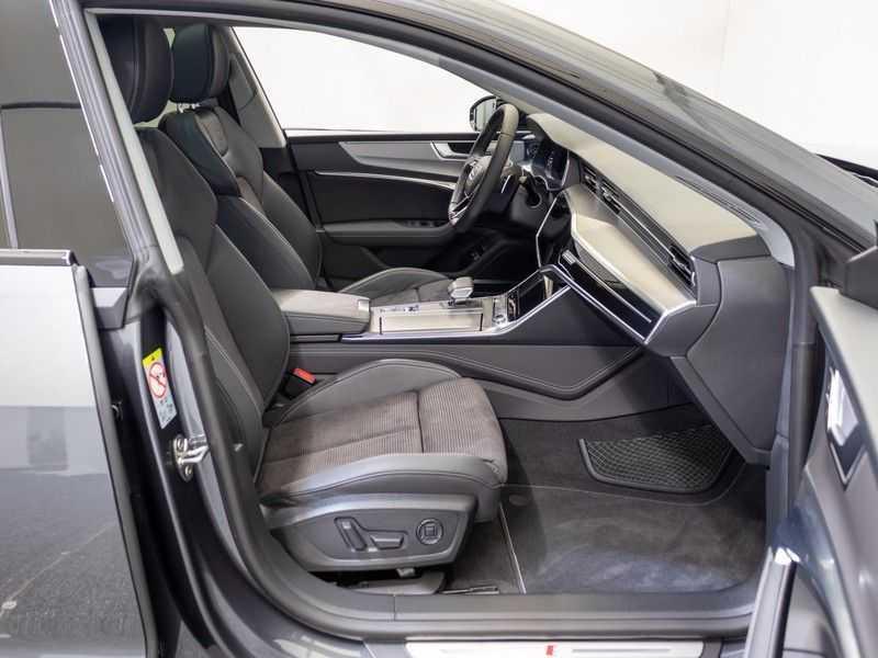 Audi A7 Sportback 55 TFSI e quattro Pro Line | 367PK | Plug in Hybrid | Adapt. Cruise | Pano.Dak | Keyless-entry | Head-Up | 360-Camera | Trekhaak | B&O Sound afbeelding 16