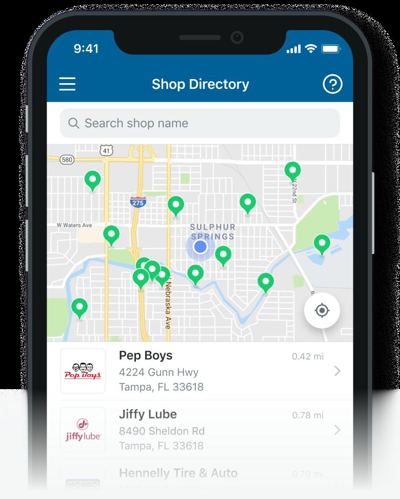 Shop directory screen@2x