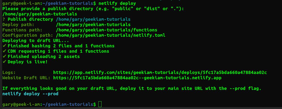 Netlify deploy Test