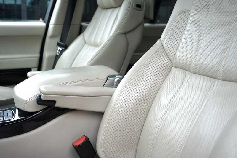 Land Rover Range Rover 4.4 SDV8 Autobiography aut. (nieuwe motor) extreem compleet! afbeelding 22