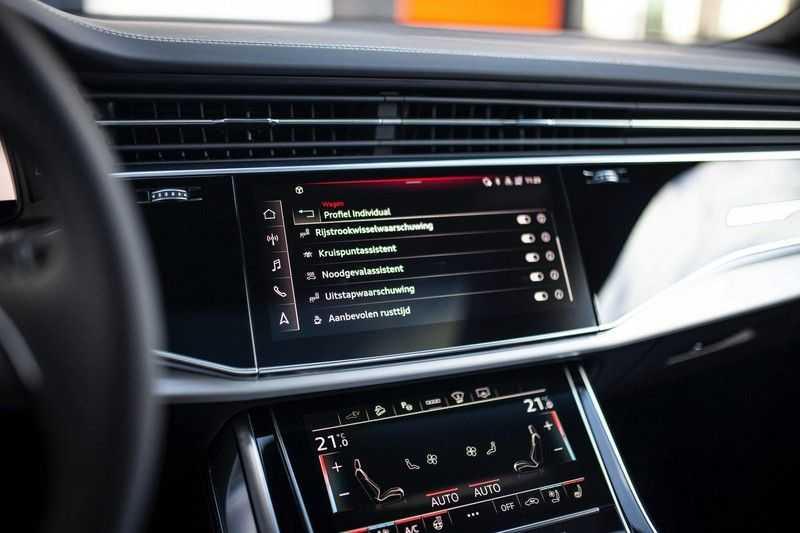 "Audi Q7 55 TFSI E Hybride Quattro *S-Line / 22"" / B&O 3D / Pano / HUD / Laser* afbeelding 18"